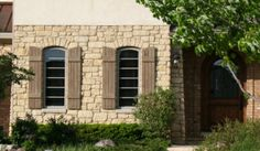 wood exterior shutters | Benefits Of Exterior Shutters And Commercial Wood Shutters