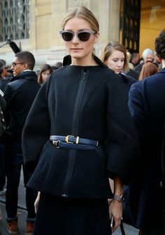 The Olivia Palermo Lookbook : Olivia Palermo at Paris Fashion Week : Look 5
