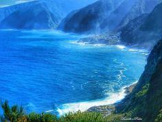 Paisagem Natural da Ilha da Madeira