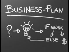 ▶ Business for Dummies - How to Write a Business Plan? - YouTube
