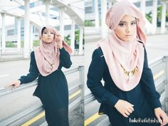 by Bak.my Hijab Fashion Elegance Tudung People