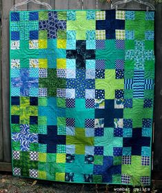 Quilts bring such comfort….