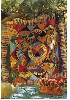 Tu piccola bellezza quilt pattern di PatchworkFun su Etsy, $15.00