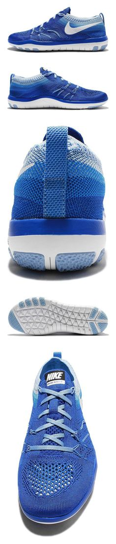 reputable site 3de69 87165  208 - Nike Women s Wmns Free TR Focus Flyknit RACER BLUE WHITE-BLUECAP   shoes  nike  2016