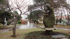 Praça João Ribeiro - São Joaquim/SC States Of Brazil, Travel Images, Garden Sculpture, Outdoor, Santa Catarina, Outdoors, Outdoor Games, The Great Outdoors