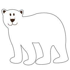 Pin the tail on the Polar Bear