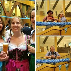And the award for the best dressed Trachten model goes to...? #Oktoberfest #39JFK