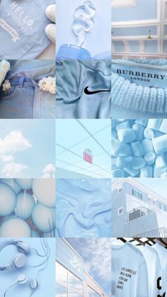 ideas for pastel blue aesthetic wallpaper iphone Blue Aesthetic Pastel, Aesthetic Pastel Wallpaper, Aesthetic Colors, Retro Wallpaper, Aesthetic Collage, Trendy Wallpaper, Aesthetic Pictures, Aesthetic Wallpapers, Aztec Wallpaper