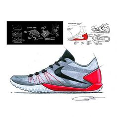 7ccbfd18b93 142 Best      iD Shoe Design Process images