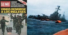 The Argentinian Side of the Falklands War