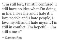 -Damien Rice
