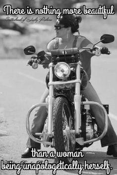 Old Classic Harley-Davidson Motorcycles Biker Quotes, Motorcycle Quotes, Biker Sayings, Women Motorcycle, Easy Rider, Lady Biker, Biker Girl, Vintage Motorcycles, Harley Davidson Motorcycles