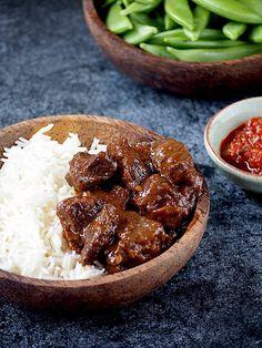 Diner Recipes, Dutch Recipes, Healthy Slow Cooker, Healthy Crockpot Recipes, I Love Food, Good Food, Yummy Food, Indian Food Recipes, Asian Recipes
