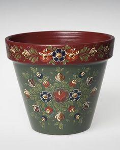 flower pot yoka van den brink, 1993