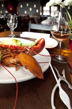 Ideal Lobster Monday at Mangostin Asia Munic