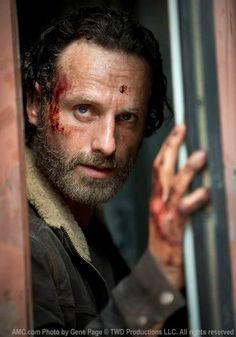 Primera imagen de la quinta temporada de 'The Walking Dead'