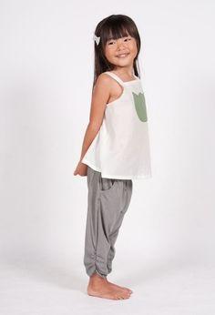 Go Gently Baby SS14, conjuntos de ropa infantil http://www.minimoda.es
