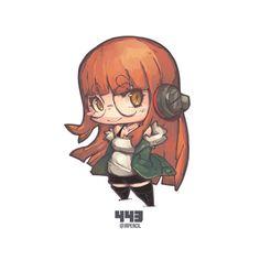 443 - Futaba Sakura, Jr Pencil on ArtStation at https://www.artstation.com/artwork/d686Q
