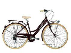 bicicleta clasica Adriatica Sity Retro bici clasica retro barra baja - labiciurbana.com bicicletas urbanas y de paseo