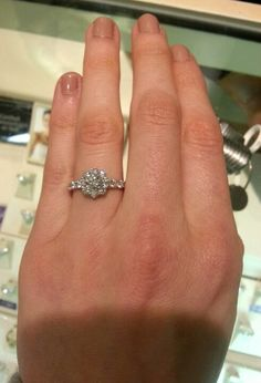 Kay Jewelers Tolkowsky Engagement Ring. Drooling...haha | Engagement Rings  | Pinterest | Engagement