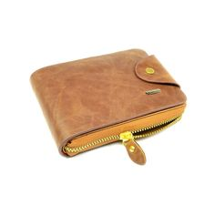 Světle hnědá peněženka pánská - peněženky AHAL Zip Around Wallet, Coin Purse, Purses, Coin Purses, Wallets, Wallet, Handbags, Purse