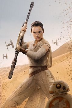 Star Wars The Force Awakens Movie Poster V20 24 x 36 #Handmade #PopArt