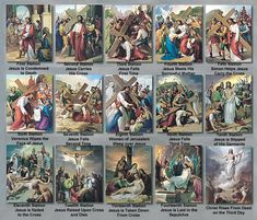 the stations of the cross - Google Search