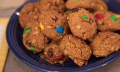 Double Chip Oatmeal Cookies  //Nuwave Cooking Club