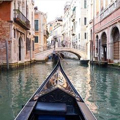 Journey on. Venice Italy. #travelnoire #venice : @gdepusoir
