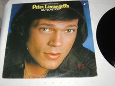 Peter Lemongello ‎- Do I Love You, Lp nm