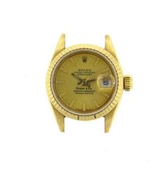 Rolex President  Tiffany & Co. 18k Gold Watch Featured in our upcoming auction on June 14!