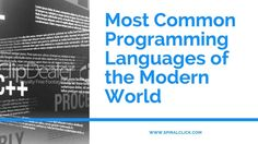 These different frameworks and programming languages allow us the privileges of using a particular one, which can meet our requirements and needs.