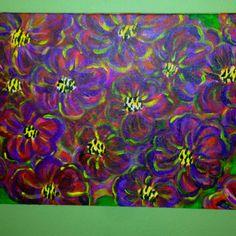 Em's new painting xx