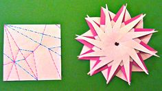 another variation of another twelve pointed star   Flickr - Photo Sharing!