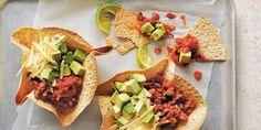 Healthy Nachos Bowls Recipe | Donna Hay | Lifestyle