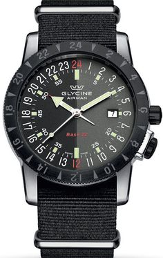 Glycine Watch Airman Base 22