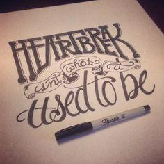 #words #handlettering