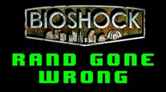 ---- SUPER REVIEW #2: Bioshock - Rand Gone Wrong It would mean so much to me if you checked it out :)