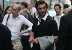 The Wandering Eye Spies...International Men of Style: Style: GQ