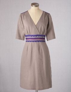 The Styling Up stylists recommend: Boden: Scallop Trim Dress