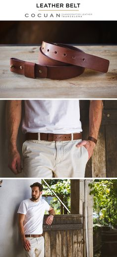 LEATHER BELT www.cocuan.com