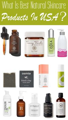 Best Natural Skin Care Products Uk – Caring for the outer skin daily is one of the easiest ways to ensure long health, confidence, and also youthfulne Best Skincare Products, Best Face Products, Beauty Products, Natural Products, Skin Products, Beauty Tips, Best Natural Skin Care, Organic Skin Care, Natural Beauty