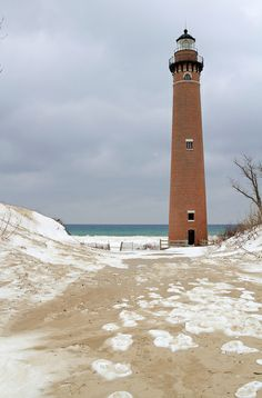 Little Sable #Lighthouse - #Michigan http://www.roanokemyhomesweethome.com