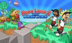 This is another awesome Papa Louie game.