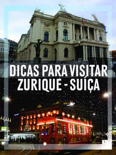 #Zurich #Zurique #Suiça O que visitar em Zurique, Suiça, fotos, dicas de viagem, alojamento em Zurique, hoteis em Zurique, como chegar, mapas, roteiro, transportes, turismo e museus