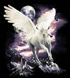 Image Pegasu Mystical Creatures | Pegasus Mythical Creature