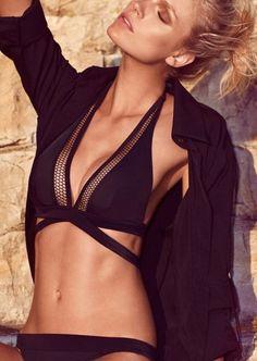 Triangle Bikini Swimsuit