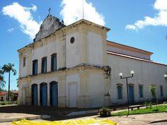 Oeiras, Piauí - Brasil - igreja Nossa Senhora da Conceição
