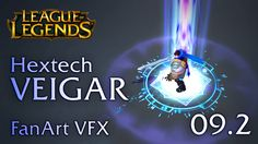 Final and COMPLETE version of my fan-made VFX for Hextech Veigar. Made this video to gather feedback, so, please provide some. :D  Interactive Player: http://www.sirhaian.net/portfolio/LeagueOfEffects (Doesn't work in Chrome, sorry guys)  Music from Riot Games (Tiny Masterpiece of Evil)  Check out my social accounts for WIPs and more: https://twitter.com/Sirhaian https://www.facebook.com/sirhaian.arts