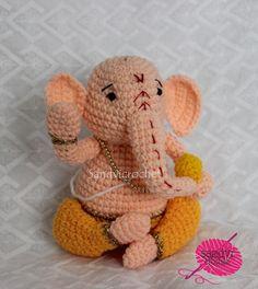 crochet ganesh